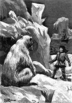 Sans dessus dessous (1888) 33/36 illustrations by George Roux Verne