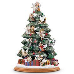 1000+ Ideas About Pre Decorated Christmas Trees On Pinterest .
