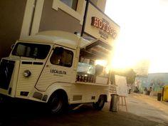 food truck ó camión de comida