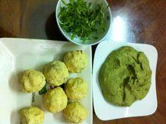 Mung Bean Dumplings - Banh Khuc