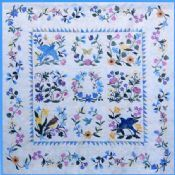 Natures Garden | Quilting | Block of the month