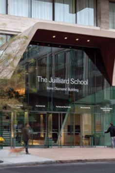My dream school <3 #NYC #Juilliard