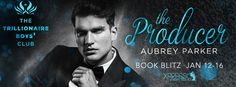 ♥Enter the #giveaway for a chance to win a #KINDLEFIRE ♥ StarAngels' Reviews: Book Blitz ♥ The Producer by Aubrey Parker ♥ #give...