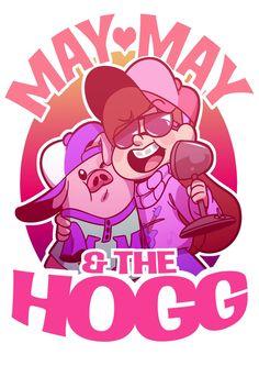 May may and Hogg                                                                                                                                                                                 More