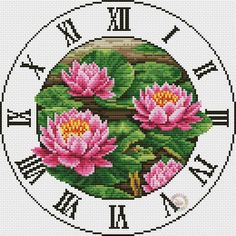 This Pin was discovered by Ele Cross Stitching, Cross Stitch Embroidery, Cross Stitch Designs, Cross Stitch Patterns, Flower Painting Canvas, Needlepoint Patterns, Cross Stitch Flowers, Petunias, Bead Art
