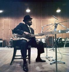 Ben Webster in the Danish Radio House 1968
