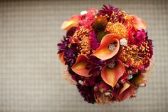 Gorgeous fall-inspired bouquet by @Janine Sebastian  Image by Night and Day Photography (http://www.nightanddayphoto.ca/)