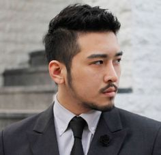 Business Hairstyles For Asian Men