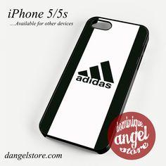 black sport adidas Phone case for iPhone 4/4s/5/5c/5s/6/6 plus
