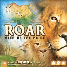 Roar: King of the Pride (3-6 players)