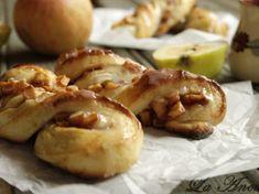 Spirale cu mere si stafide