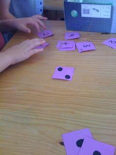 Authentic Inquiry Maths: Subitising With Kindergarten