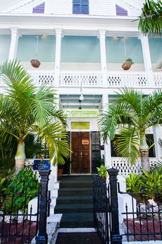 """Old Town Manor is your favorite Key West Bed & Breakfast located in the heart of Old Town.  Within walking distance to all of your favorite Key West Attractions, including Mallory Square, Margaritaville, and Sloppy Joe's.  This is """"not your Granny's B&B!"""""""