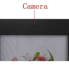 Check Out This Nice Security Device for Your Home - Aikes Photo Frame Camera Home Monitor Security Cam Motion Detection Camcorder Video Recorder