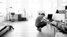 "Nils Frahm interview with Resident Advisor. ""I try to make music that I don't have on my record shelves yet."""