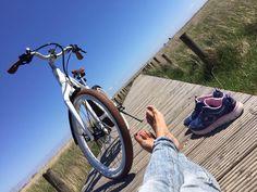 Instagram picutre by @ebikesturmflotte: Relax Time... #holiday #instasylt #syltliebe #inselliebe #westerland #kampen #list #rantum #keitum #ilovesylt #ilwsylt #ebike #bike #lifestyle #radfahren #dieinsel #wennigstedt #sturmhaube #hoernum #InstaSylt #sylt #rotwildbikes #fanticbikes #broseebike #bullsbikes - Shop E-Bikes at ElectricBikeCity.com (Use coupon PINTEREST for 10% off!)