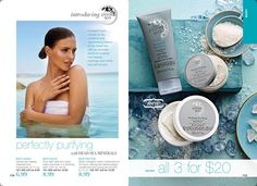 Introducing PlanetSpa Perfectly Purifying with Dead Sea Minerals BodyButter | AvonRep ShopFromHome @ https://gkuper.avonrepresentative.com/