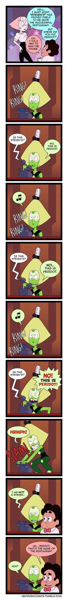 Steven Universe: Krusty Klod by Neodusk on DeviantArt