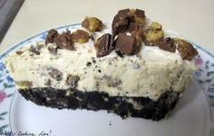 Frozen Reese's Peanut Butter Pie - Whats Cooking Love?