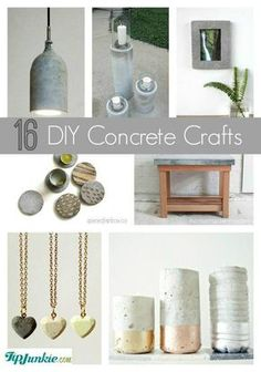 DIY Crafts to Make with Concrete-jpg
