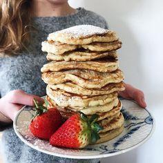 Sndags stemning! Pancakes, Breakfast, Food, Morning Coffee, Essen, Pancake, Meals, Yemek, Eten