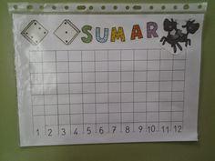 hago y comprendo: Encuentra la suma Sumo, Grid, Bullet Journal, Math, Ideas, Montessori, Blog, 1, Special Education