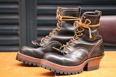 WESCOウエスコ VIBRAM#100 前トリプル+後ろシングル カスタム | レッドウィング ウエスコ ホワイツのソール交換 ブーツ修理 リペアはリブロス【Re:broth】 Fashion Boots, Men's Fashion, Brown Shoe, Dr. Martens, Apples, Combat Boots, Clothing, Shoes, Zapatos