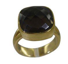 verlockend Rauchquarz vergoldet braun Ring Schmuck l-1.2in de 14,15  http://www.ebay.de/itm/verlockend-Rauchquarz-vergoldet-braun-Ring-Schmuck-l-1-2in-de-14-15-/262593896568?var=&hash=item3d23d0e078:m:mzoRx65dZRPWxh6CqNkh18w