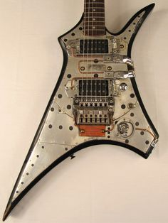 ACME electric guitar by Tony Cochran