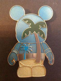 Disney Vinylmation Mystery - Urban #3 - Jumbo Collector's Set - Palm Tree LE 250