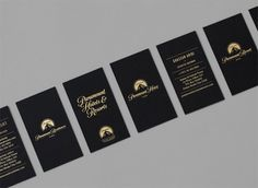 Paramount Hotels & Resorts identity