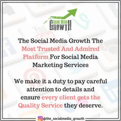 Social media is a crucial part of your business marketing, but it doesn't have to be stressful to manage. 🧑💻  Take the first step, create a profile, and start engaging with your customers. 📊  If you are not applying this profitable source, you are missing out on an incredible marketing opportunity, as it makes it easy to spread the word about your product and mission. 📈 Social Media Services, Social Media Marketing, Marketing Opportunities, Take The First Step, How To Apply, How To Make, Business Marketing, Opportunity, Stress