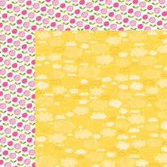 Bella Blvd - Sand and Surf Collection - 12 x 12 Double Sided Paper - Flying High at Scrapbook.com $1.09