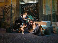 Best of Instagram: Classical Figures Photoshopped into Modern-Day Italy - BOOOOOOOM! - CREATE * INSPIRE * COMMUNITY * ART * DESIGN * MUSIC * FILM * PHOTO * PROJECTS
