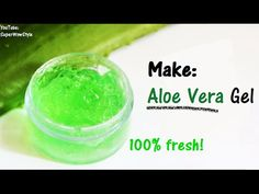How to Make Aloe Vera Gel. Aloe vera gel is one of nature's great healers. It can be used to treat sunburn, moisturize skin and soothe irritation. To make your own, all you need is a healthy aloe plant. Aloe vera gel can be mixed with. Face Care Tips, Beauty Tips For Face, Best Beauty Tips, Skin Care Tips, Beauty Hacks, Diy Beauty, Aloe Vera Hair Growth, Aloe Vera For Hair, Fresh Aloe Vera