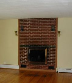 raised fireplace with no hearth | Hearth | Pinterest | Hearths