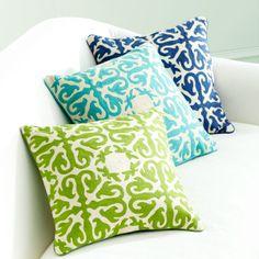 Moroccan pillows - Wisteria