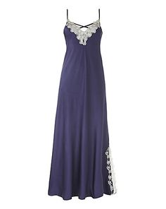 Joanna Hope Luxury Maxi Chemise