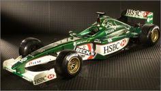 Jaguar R2 Formula One.