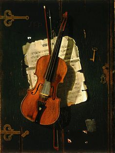 Old Antique Violin~sweet music