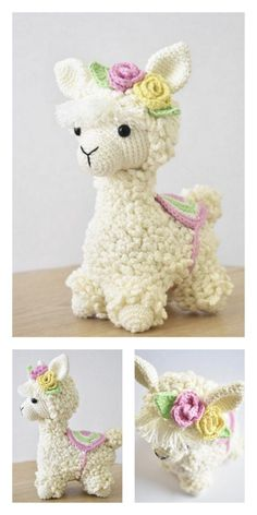 The Effective Pictures We Offer You About crochet toys english A quality picture can tell you many things. You can find the most beautiful pictures that can be presented to you Crochet Animal Amigurumi, Amigurumi Patterns, Amigurumi Doll, Crochet Animals, Crochet Dolls, Knitting Patterns, Cute Crochet, Crochet Crafts, Crochet Baby