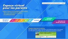 « Un espace virtuel destiné spécialement aux parents qui recherchent des outils pour mieux accompagner leurs enfants dans leur orientation scolaire et professionnelle. » - #parents, #orientation - http://rire.ctreq.qc.ca/2014/03/espace_parents/