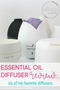 essential oil diffus