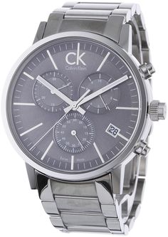 Calvin Klein - CK Men's Watches Post Minimal K7627161 - WW *** Details can be found by clicking on the image.