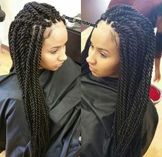Neat Pretty Braids Collection these 3 cute flat twist hairstyles take winning prize for Neat Pretty Braids. Here is Neat Pretty Braids Collection for you. Neat Pretty Braids very neat b. African Braids Hairstyles, Weave Hairstyles, Pretty Hairstyles, Hairstyles 2016, Protective Hairstyles, Protective Braids, Wedding Hairstyles, Havana Braids, Twist Braids