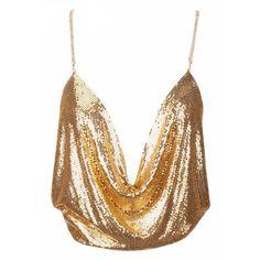 Gold Crop Top, Gold Sequin Top, Sequin Crop Top, Gold Top, Cami Crop Top, Crop Tops, Crop Shirt, Tank Tops, Bustiers