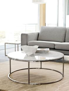 Rubik Round Coffee Table