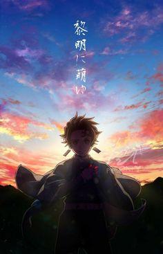 Read Kimetsu No Yaiba / Demon slayer full Manga chapters in English online! Wallpaper Animes, Cute Anime Wallpaper, Animes Wallpapers, Manga Anime, Otaku Anime, Anime Art, Anime Angel, Anime Demon, Walpapers Cute