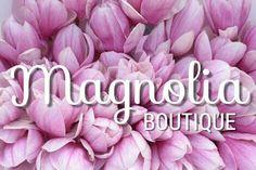 enamorada de Magnolia Boutique <3
