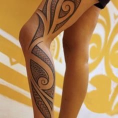 maori tattoos for women - Google Search